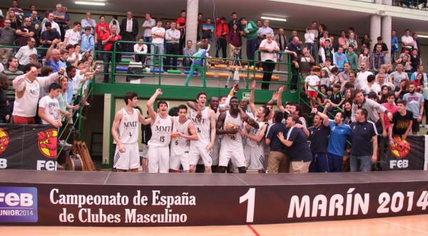 Campeones de España Junior 2014