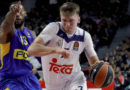 Luka Doncic repite como MVP de la jornada en la Euroliga rozando el triple-doble