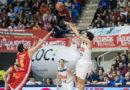 El Real Madrid arrasa al UCAM Murcia en una primera parte perfecta (61-89)