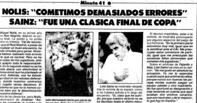24 Segundos Vintage #05 Joventut vs Real Madrid (Final Copa 1985-86)