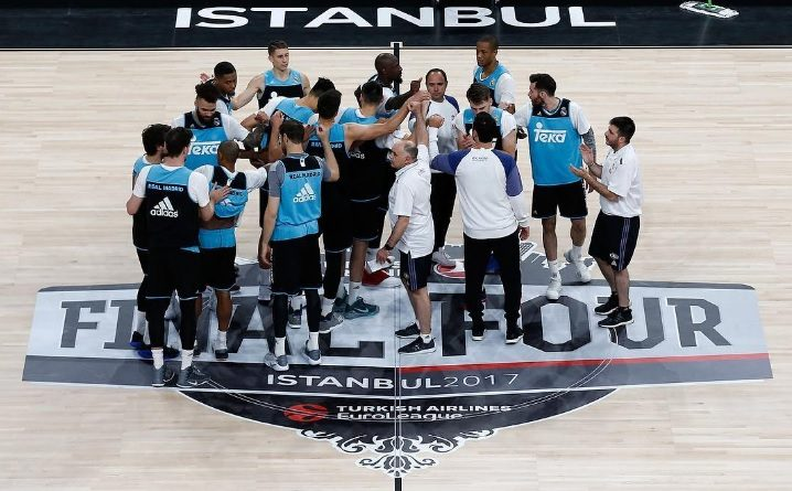 #EUROLEAGUE El Real Madrid busca apagar el infierno turco para meterse en la final #F4Glory