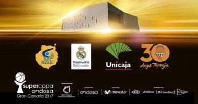Supercopa Endesa: Gran Canaria será el rival del Real Madrid en semifinales.
