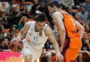 La defensa del Real Madrid naufraga en Valencia (96-88)