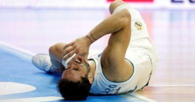 Facundo Campazzo será baja para la serie contra Panathinaikos