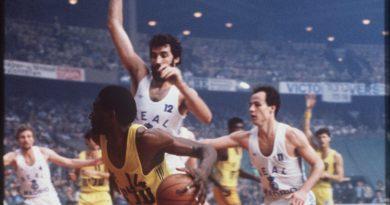24 Segundos Vintage #13 – Real Madrid vs Maccabi (Final Copa de Europa 1980)