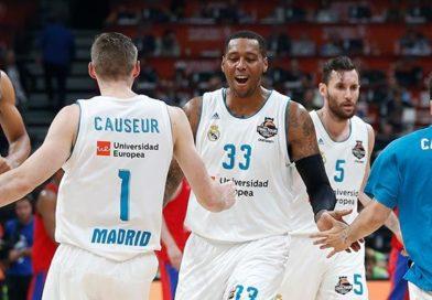 El Madrid se aferra al sueño de la Decima