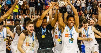 #RMBCantera | El Júnior se proclama campeón de España