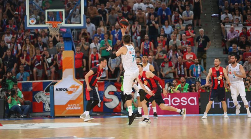 luka doncic real madrid de baloncesto