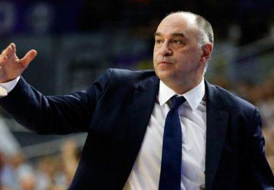 Pablo Laso, mejor entrenador de la temporada