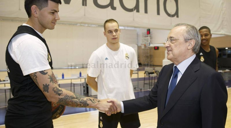 real madrid de baloncesto