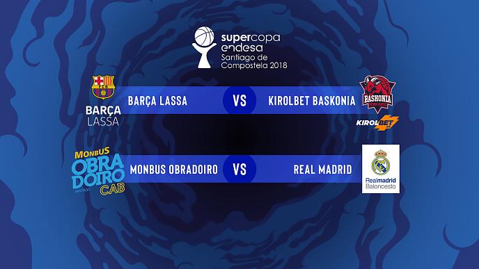 El Madrid busca la Supercopa