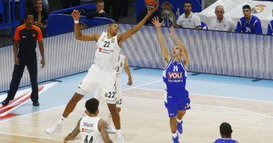 Walter 'Edy' Tavares es nombrado MVP de octubre en la Euroliga