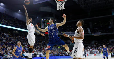 El Madrid abusó del GBC  (104-71)