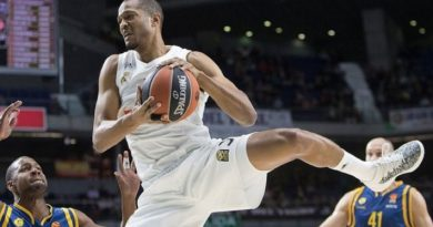 ANTHONY RANDOLPH REAL MADRID EUROLIGA
