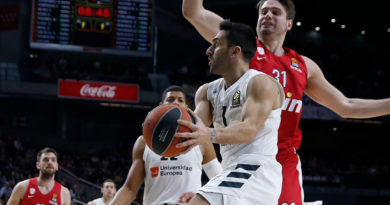 real madrid olympiacos campazzo