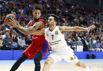 #Previa | CSKA – Real Madrid: duelo en la zona alta sin Llull ni Thompkins