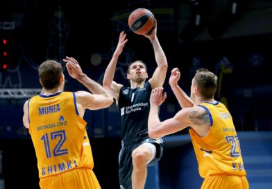 "#Crónica | ""Napoleón"" Causeur conquista Moscú (Khimki Moscow 75-100 Real Madrid)"