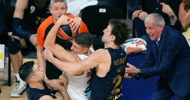 Jaycee Carroll Real Madrid baloncesto euroliga 24senblanco