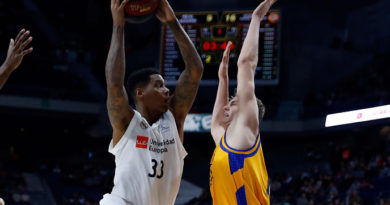 trey thompkins vuelve de lesión real madrid baxi manresa acb photo