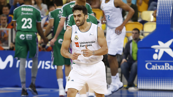 real madrid unicaja campazzo