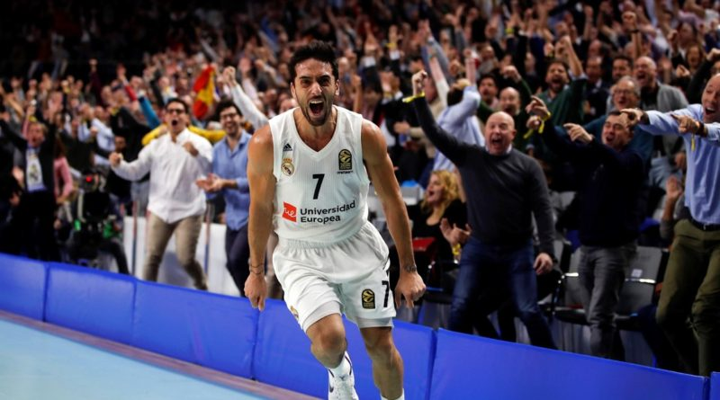 Campazzo triple Barça euroleague