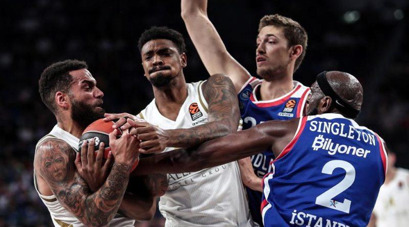 efes anadolu real madrid baloncesto euroliga