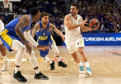 #Crónica | Mickey y un milagroso Carroll amargan la noche a un correoso Maccabi