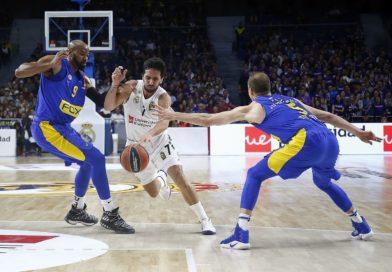 #Previa | Real Madrid vs Maccabi se vuelven a ver las caras en el partido más repetido del baloncesto europeo