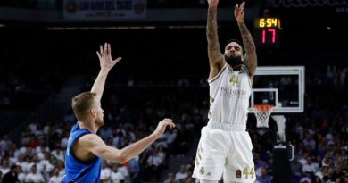 Fuente: Twitter Real Madrid Baloncesto