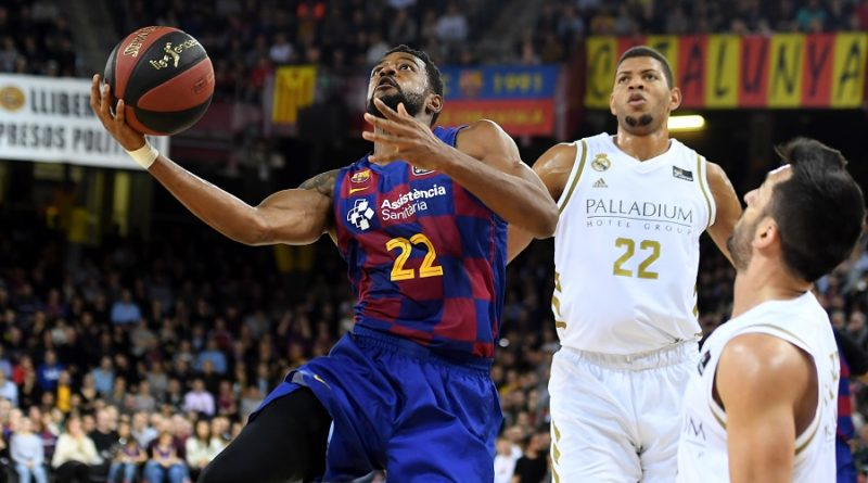 real madrid fc barcelona higgins acb tavares