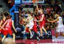 El Basket Zaragoza arrasa en intensidad y defensa al Real Madrid (84-67)