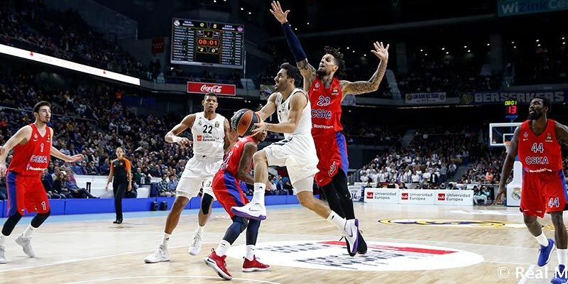 cska real madrid semifinales final four 2019