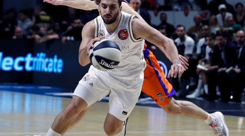 Campazzo y Tavares destrozan a Valencia Basket (91-68) y llevan al Real Madrid a una nueva final de #CopaACB