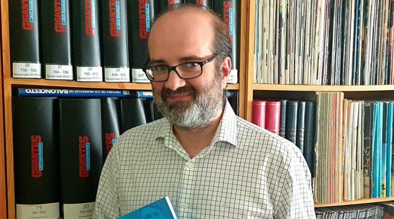 Foto Javier Ortiz autor biografia luka doncic