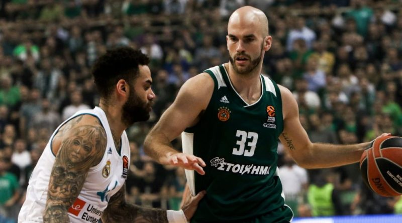 nick calathes panthinaikos real madrid