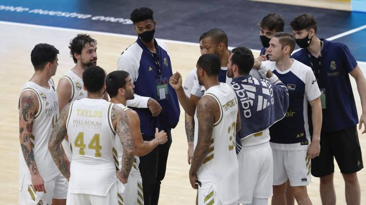 real madrid liga acb fase final