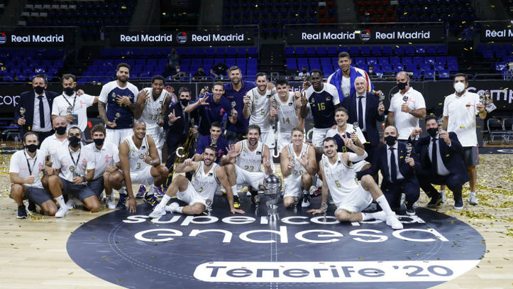 real madrid campeon supercopa acb 2020