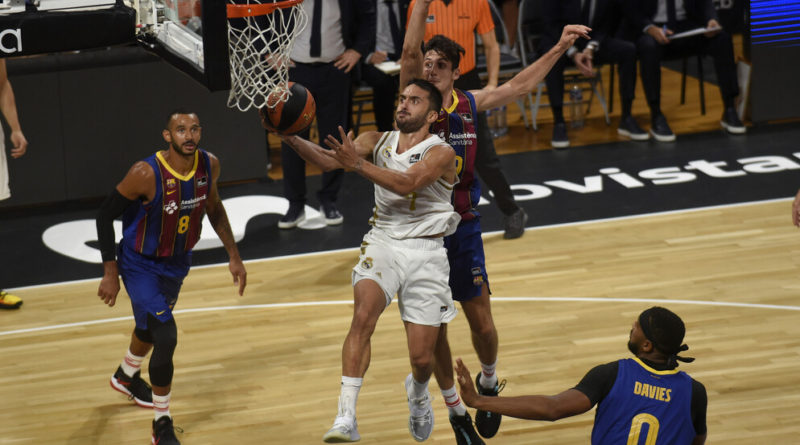 campazzo final supercopa endesa 2020