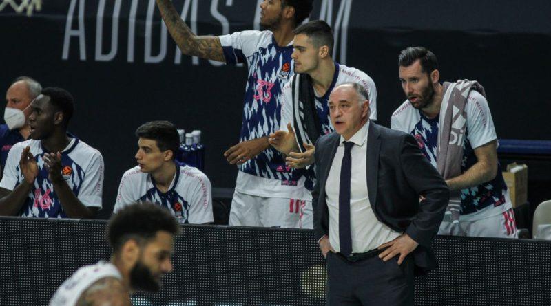 Pablo Laso previa San Pablo Burgos Real Madrid