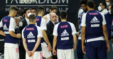 Real Madrid Pablo Laso