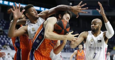 real madrid - valencia basket - tavares