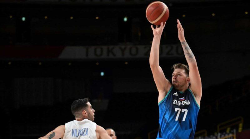 españa eslovenia doncic juegos olímpicos 24senblanco