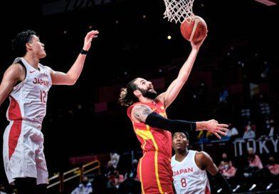 #Crónica | España se divierte al ritmo de Ricky frente a una Japón respondona (77-88)
