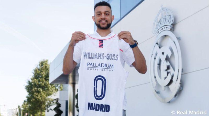 OFICIAL | Nigel Williams-Goss firma con el Real Madrid hasta 2023